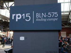 republica 2015 - Finding Europe